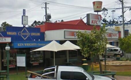 Cum au ajuns in KFC hotii care au vrut sa sparga un magazin de bijuterii.\