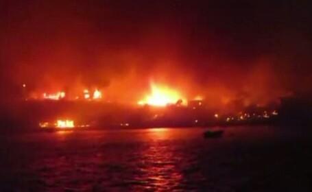 incendii de padure, Australia