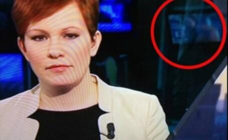 Imagini scandaloase difuzate de o televiziune de stiri, timp de 10 minute.\
