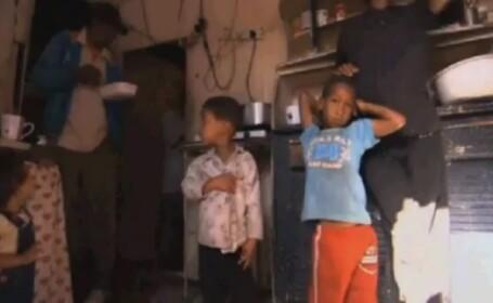 saracie, copii, Africa de Sud