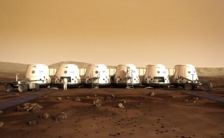 Mars One, colonizarea planetei Marte