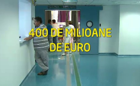 Programul national de evaluare a sanatatii populatiei va fi reluat. Costa 400 de milioane de euro