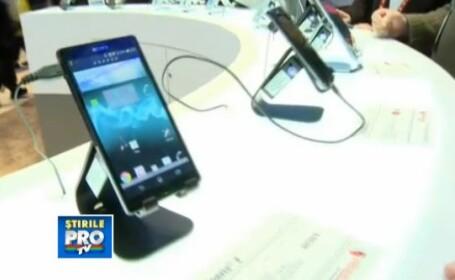 HTC Droid DNA, ZTE GRAND S, Sony Xperia Z, printre telefoanele inteligente prezentate la CES 2013