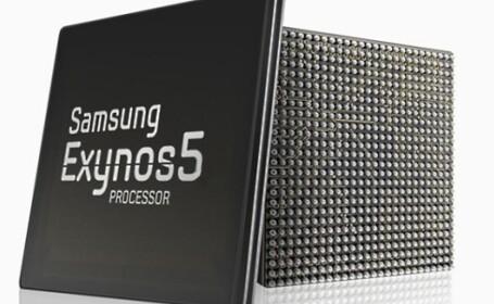 Exynos 5 Octa, procesorul Samsung cu 8 nuclee. VIDEO