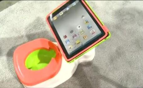 Cele mai traznite si inutile produse de la CES 2013: olita cu tableta si urechile electronice