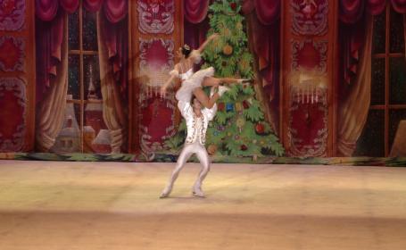 balet pe gheata