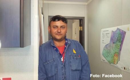 Interviu cu George Iachim,unul dintre romanii din Algeria care au scapat pentru ca s-au ascuns.VIDEO