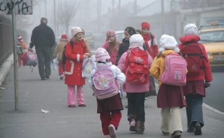 copii grupa pregatitoare