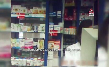 Studentii, gata sa ia medicamente periculoase in sesiune, iar farmacistii ii ajuta. Camera ascunsa