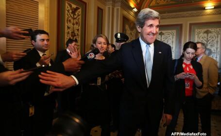 John Kerry este noul secretar de Stat al SUA