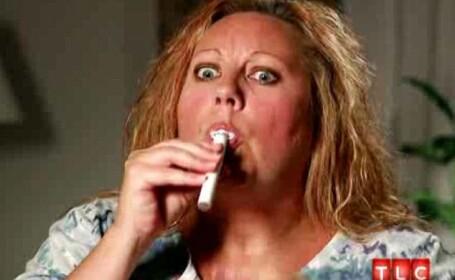 O femeie din Statele Unite a baut 12 litri de vopsea in 3 ani