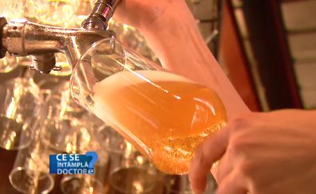 Ce se intampla in corp dupa un pahar de alcool in plus. Atentionarile medicilor