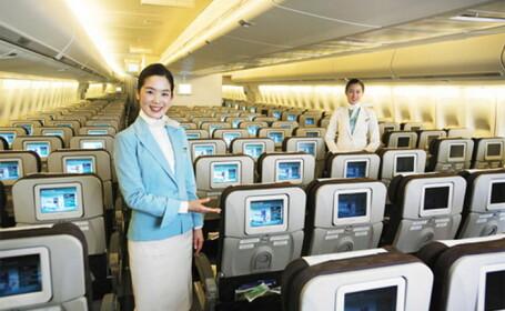 O cunoscuta companie aeriana transporta clientii, gratuit, intr-un oras la alegere. VIDEO