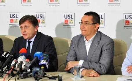 Victor Ponta, Crin Antonescu, Liviu Dragnea cover