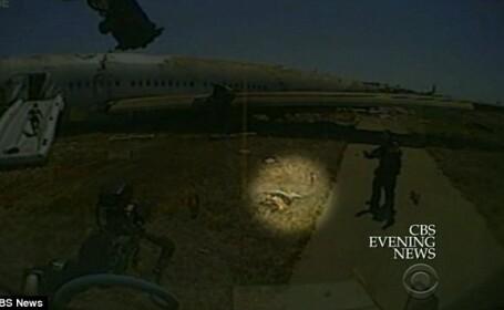 A supravietuit prabusirii unui avion, dar a fost ucisa de masina de pompieri. Drama acestei tinere