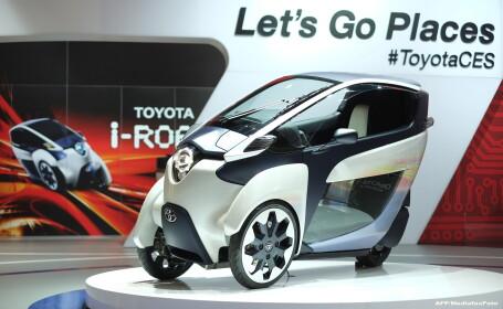 Toyota la CES 2014