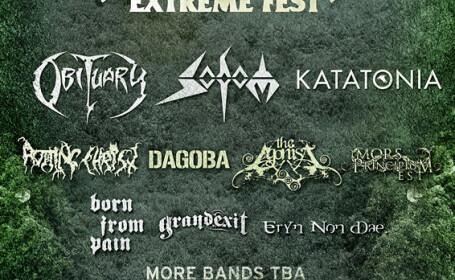 Concert Sodom la Rockstadt Extreme Fest 2014