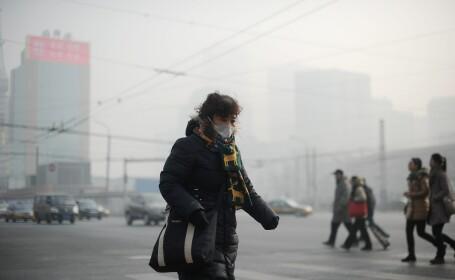Poluare in China