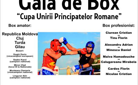 Gala de Box - Cupa Unirii Principatelor Romane, a ajuns la cea de-a II-a editie