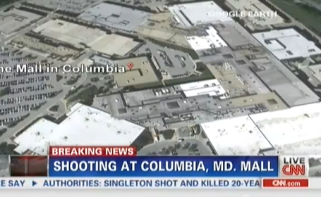 Atac armat in Maryland
