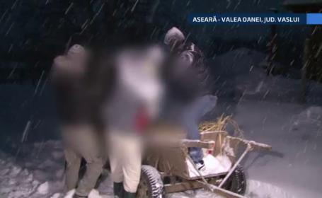 CODUL PORTOCALIU face victime in Romania. Trei oameni au murit din cauza frigului in ultimele 48 de ore