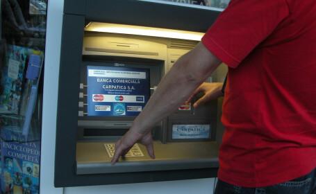 bancomat banca comerciala carpatica