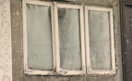 Batrana gasita inghetata bocna in propria casa. In apartament era la fel de frig ca afara