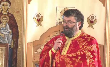 Afacerea ilegala cu haine bisericesti a unui preot din Sibiu. El le sfintea, sotia le confectiona