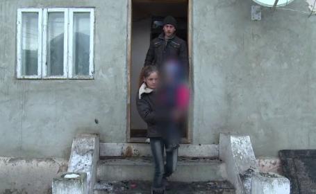Gest impresionant al unei femei din Dambovita. A primit in casa ei o familie care a ramas pe drumuri in urma unui incendiu