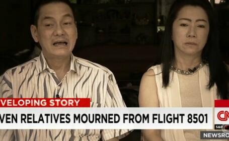 Povestea familiei care a pierdut sapte membri in tragedia aviatica din Singapore. \