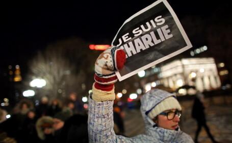 Charlie Hebdo New York