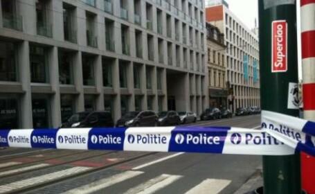 Sediul unui ziar din Belgia a fost evacuat, in timpul marsului din Paris. Motivul amenintarii cu bomba