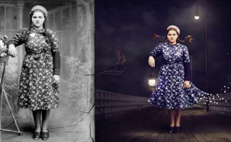 Povestea lui Costica Acsinte, fotograful ale carui poze din 1900 sunt readuse la viata. Cine este in spatele proiectului