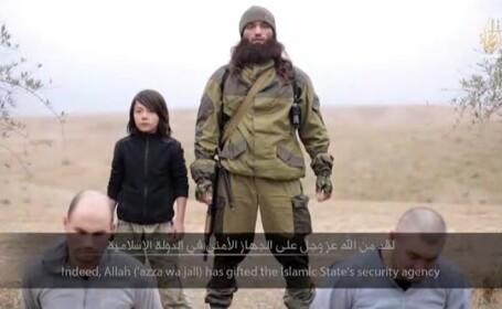 Rusi executati de Statul Islamic