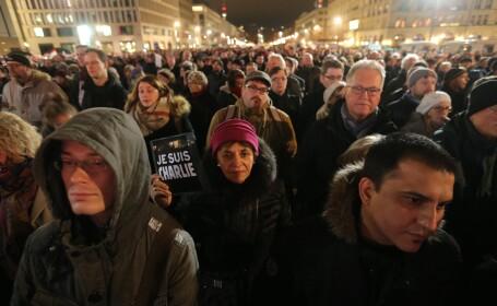 Manifestatie Germania