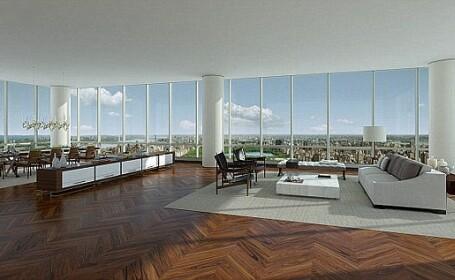 Oricine si-ar dori sa locuiasca aici. Cum arata cel mai SCUMP apartament vandut vreodata in New York
