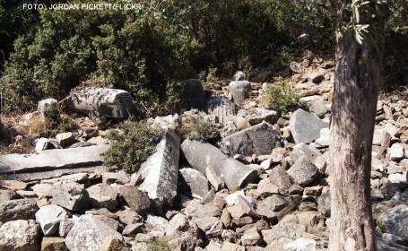 Un agent imobiliar turc vrea sa vanda un oras vechi de peste 2.000 de ani drept proprietate de vacanta. Cat cere pe el