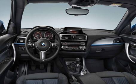 BMW Seria 1 2015. Schimbarile care fac diferenta si o cutie de viteze mai desteapta decat omul. Foto