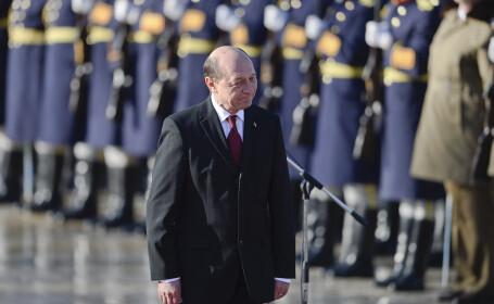 Basescu, implicat in 68 de dosare in ultimii 10 ani. Fostul presedinte al Romaniei mai e cercetat in alte sapte