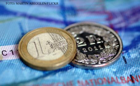 euro si franc elvetian