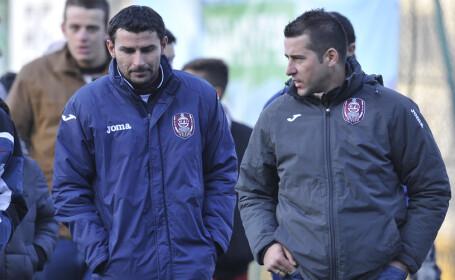 """Antrenorul CFR-ului nu si-a luat gandul de la vedetele echipei: """"Ii astept si pe Tade si Felgueiras"""