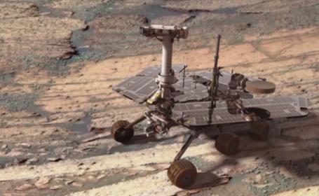 Robot Marte