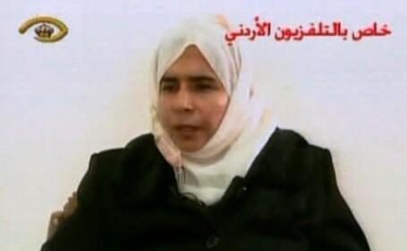 Cine este Sajida al-Rishawi, femeia pentru care Statul Islamic este dispus sa elibereze al doilea ostatic japonez