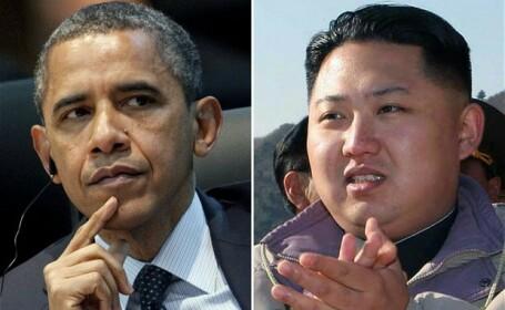 Coreea de Nord, atac dur la Barack Obama. \