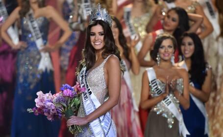 A fost aleasa Miss Universe 2015. Cine este \