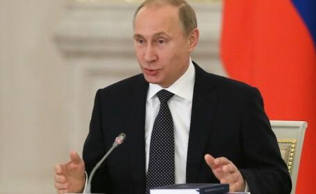 Presedintele Ucrainei i-a scris lui Vladimir Putin. Ce ii cere liderului de la Kremlin