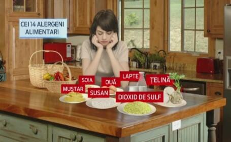 Lista ingrediente