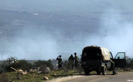 Trei morti, dupa ce gruparea Hezbollah a atacat un vehicul militar israelian. Netanyahu ameninta ca vor plati un \