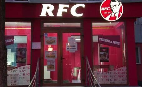 roman dat in judecata de KFC
