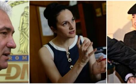Adriean Videanu, Alina Bica, Dorin Cocos - COVER